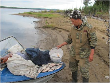 александр борисов охота и рыбалка в якутии википедия